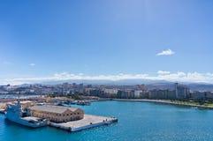Las Palmas miasto, Gran Canaria, Hiszpania Obraz Stock
