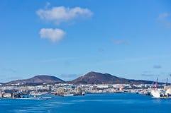 Las Palmas miasto, Gran Canaria, Hiszpania Obrazy Stock