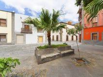 Las Palmas. Old town in Las Palmas, Canary islands, Gran Canaria royalty free stock images