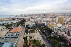 Las Palmas Royalty Free Stock Images