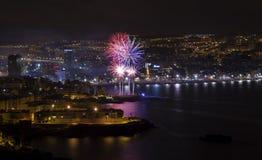 Las Palmas San Juan Royaltyfria Bilder