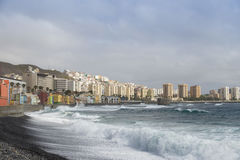Las Palmas Royalty Free Stock Photography