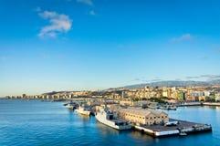 Las Palmasstad, Gran Canaria, Spanje stock foto