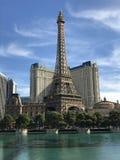 las paris vegas гостиницы Стоковые Фото