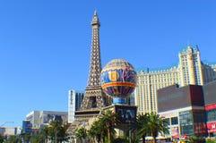 las Paris Vegas obrazy royalty free