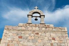 Las Parras kapell fotografering för bildbyråer