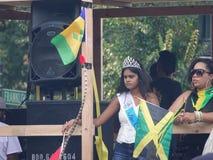Las 2016 partes indias del oeste 2 19 del desfile del día Fotografía de archivo libre de regalías
