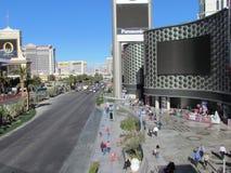 las pasek Vegas Zdjęcia Stock