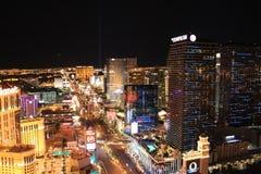 las pasek Vegas Obraz Stock