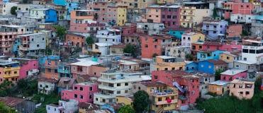 Las Peñas - the oldest area of Guayaquil, Ecuador Stock Photography