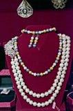 Las perlas de Ohrid imagen de archivo