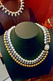 Las perlas de Ohrid imagenes de archivo