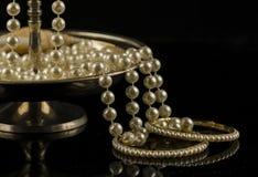 Las perlas son forever foto de archivo libre de regalías