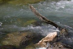 Las piedras del río Fotografía de archivo libre de regalías