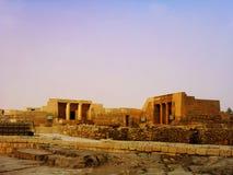 Las pirámides y la esfinge de Giza en Egipto, Oriente Medio Imagenes de archivo
