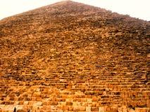 Las pirámides y la esfinge de Giza en Egipto, Oriente Medio Imágenes de archivo libres de regalías