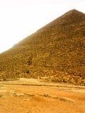 Las pirámides y la esfinge de Giza en Egipto, Oriente Medio Foto de archivo