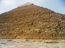 Las pirámides y la esfinge de Giza en Egipto, Oriente Medio Fotografía de archivo libre de regalías