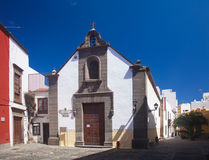 Las Plamas de Gran Canaria, old town Stock Photos