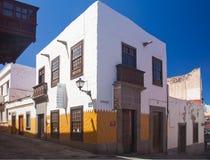 Las Plamas de Gran Canaria, old town Royalty Free Stock Image