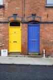 Las puertas Foto de archivo libre de regalías