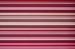 Las rayas del color de rosa Foto de archivo libre de regalías