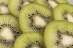 Las rebanadas del kiwi Foto de archivo libre de regalías