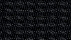 las redes de la rejilla de la malla 4k, fondo de la red del circuito de microprocesador, metal alinean las materias textiles que  stock de ilustración