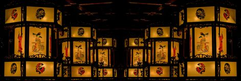 Las reflexiones tradicionales fotos de archivo libres de regalías