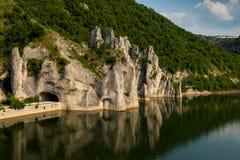 Las rocas maravillosas Fotografía de archivo libre de regalías