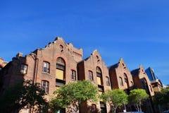 ¿Las rocas? qué los tienen que hacen abajo allí? Edificio histórico en Sydney Fotografía de archivo libre de regalías