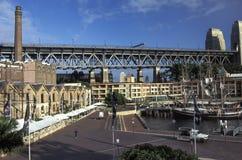 Las rocas, Sydney imagen de archivo libre de regalías