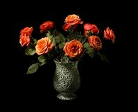 Las Rosas Royalty Free Stock Images