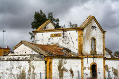 Las ruinas Fotografía de archivo