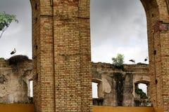 Las ruinas Imagen de archivo