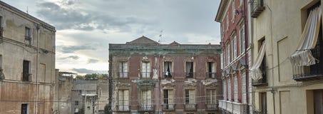 Las ruinas de Cagliari 2 fotografía de archivo