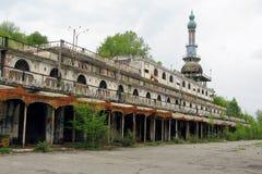 Las ruinas de Consonno Foto de archivo