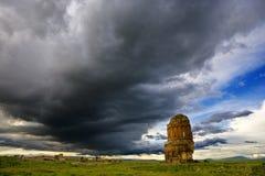 Las ruinas del Ani Foto de archivo