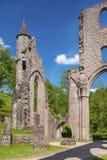 Las ruinas del monasterio de todos los santos Allerheiligen en Oppenau Foto de archivo