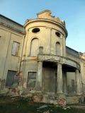 Las ruinas del palacio en Nowe Miasto nad Pilica Foto de archivo libre de regalías