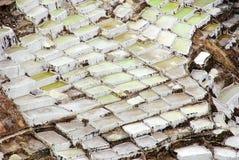 Las salinas Peru Royalty Free Stock Photo