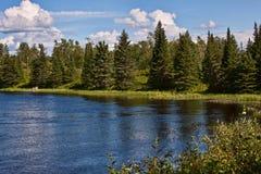 las sceniczny Fotografia Royalty Free