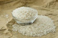 Las semillas del arroz Fotos de archivo libres de regalías