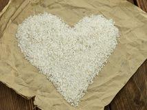 Las semillas del arroz Fotografía de archivo libre de regalías