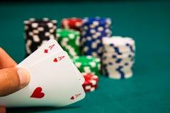 las serie Vegas Zdjęcie Stock