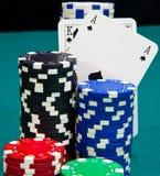 las serie Vegas Obrazy Stock