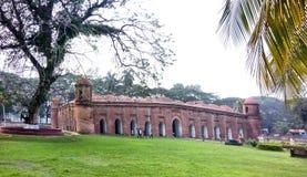 Las sesenta mezquitas de la bóveda un sitio del patrimonio mundial de la UNESCO imagen de archivo libre de regalías