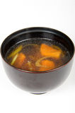 Las soup Royalty Free Stock Photography