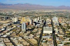 las stan zlany Vegas zdjęcia stock