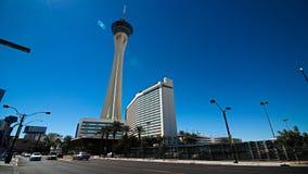 las stratosfera Vegas zdjęcie stock